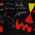 Joan_Miro_Peinture-Poeme___Une_etoile_caresse_le_sein_d_une_negresse____Gemaelde-Gedicht___Ein_Stern_liebkost_die_Brust_einer_S