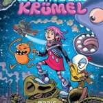 Cover Weltraumkrümel