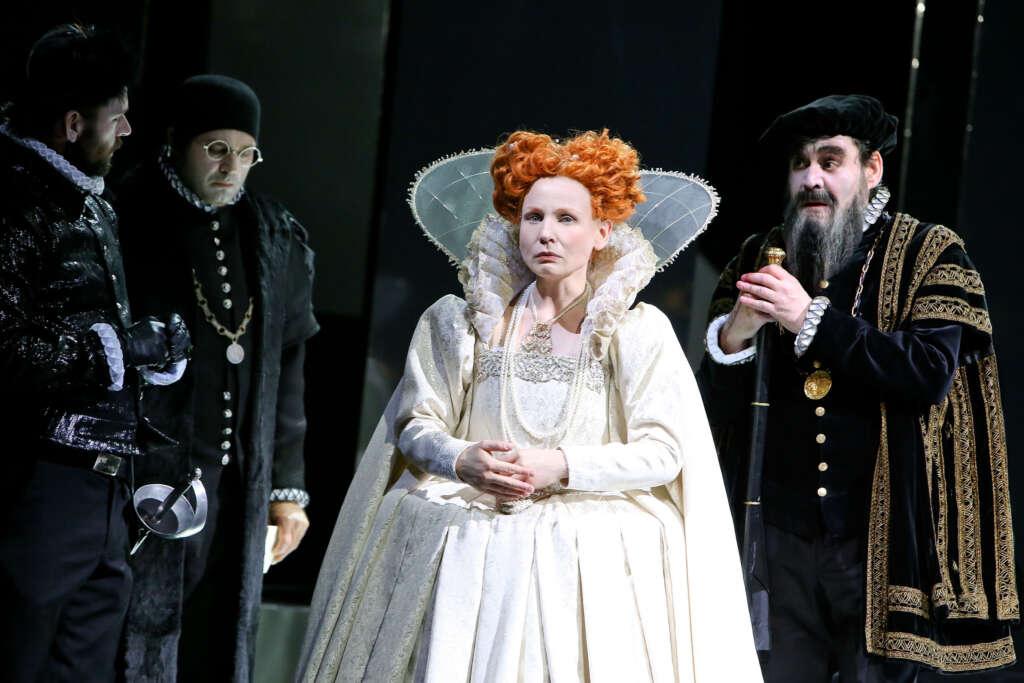 """SCHAUSPIEL ESSEN: """"Maria Stuart"""""""