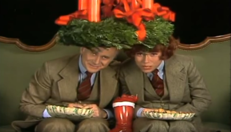 Loriot Weihnachten.Loriot Weihnachten Bei Hoppenstedts Kulturnews De