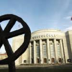VolksbŸhne am Rosa-Luxemburg-Platz, BerlinCopyright (C) Thomas Aurin
