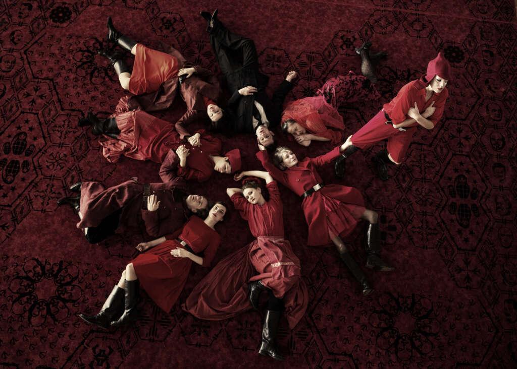 Das achte Leben (Für Brilka)von Nino HaratischwiliRegie Jette SteckelUraufführungPremiere am 8. April 2017 im Thalia Theater