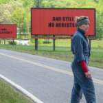 Two Billboards & Frances McDormand