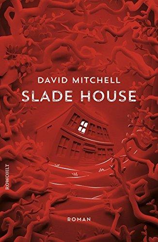 Cover David Mitchell