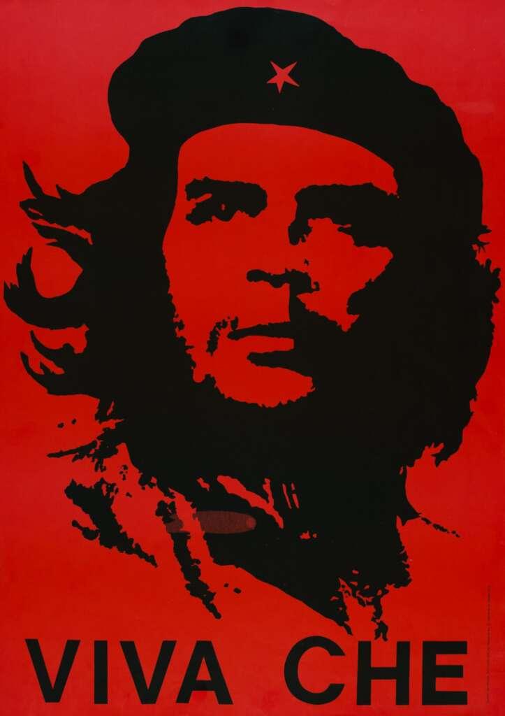 Gert Wiescher Che Guevara