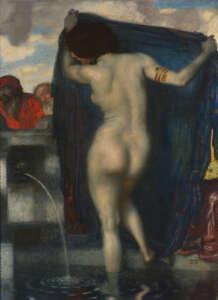 Franz von Stuck Malerfürsten Bundeskunsthalle