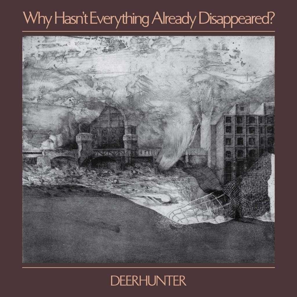 Cover Deerhunter