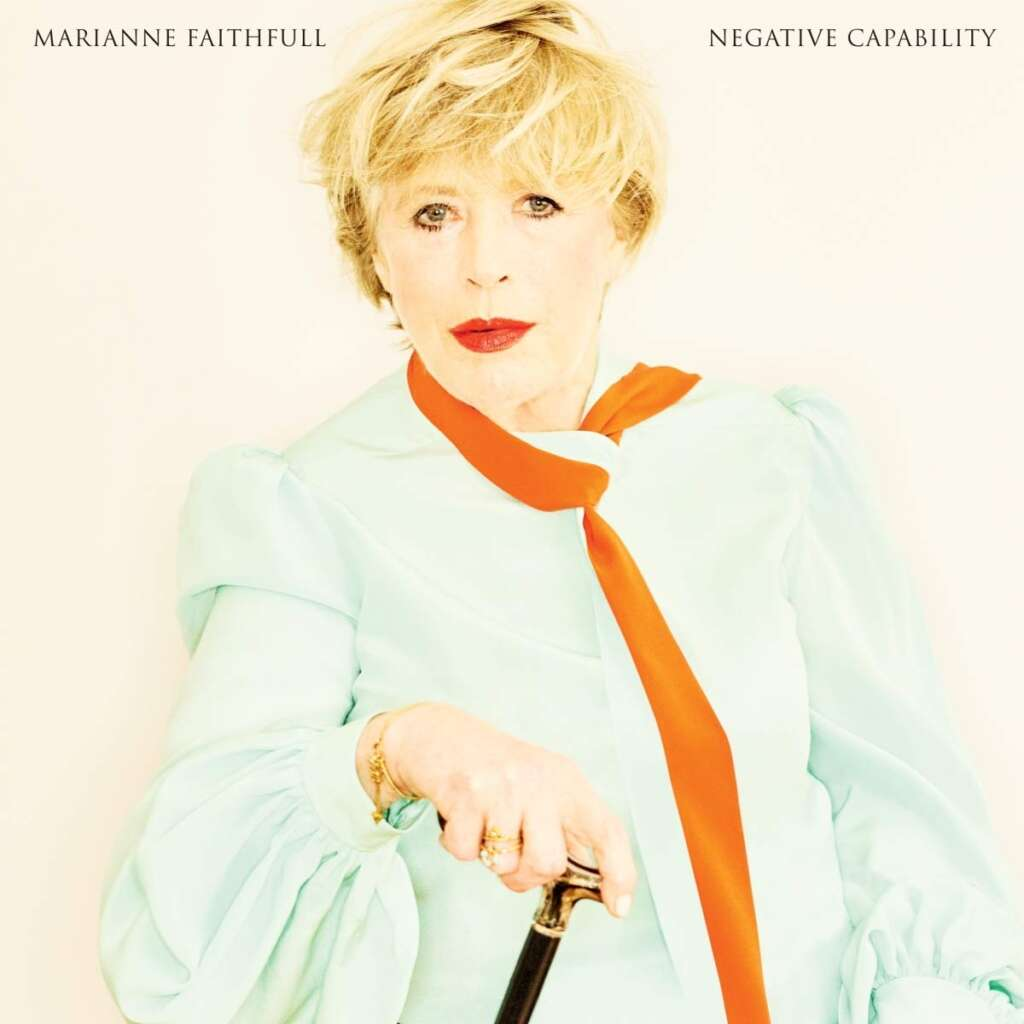 Cover Marianne Faithfull