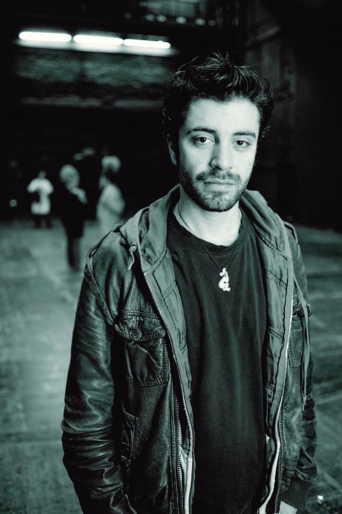 Regisseur Antú Romero Nunes