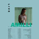 Amilli geht auf Tour durch Europa.