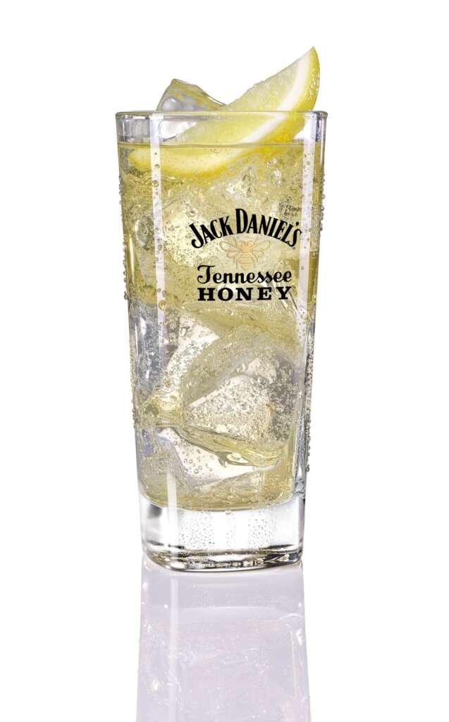 Jack Daniel´s Honey Lemonade