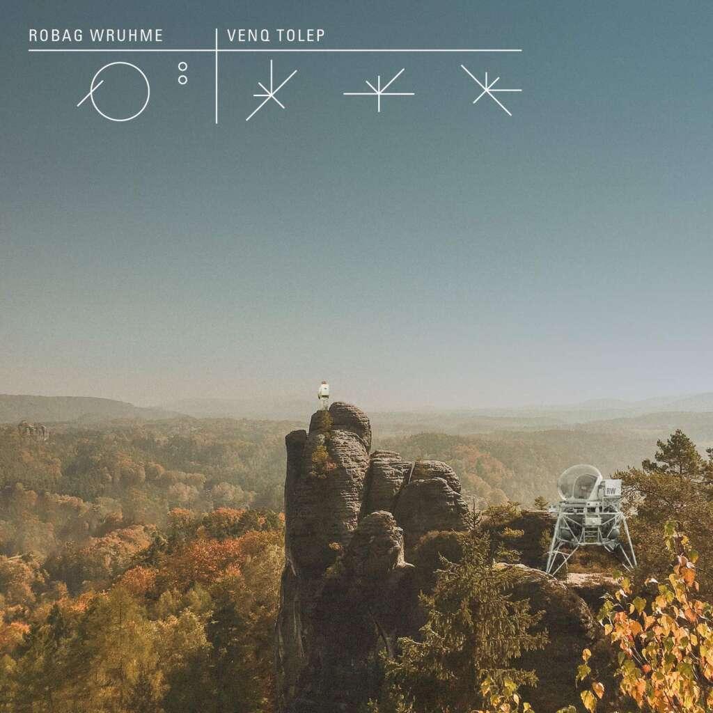 """Robag Wruhme veröffentlicht mit """"Venq Tolep"""" ein neues Album."""