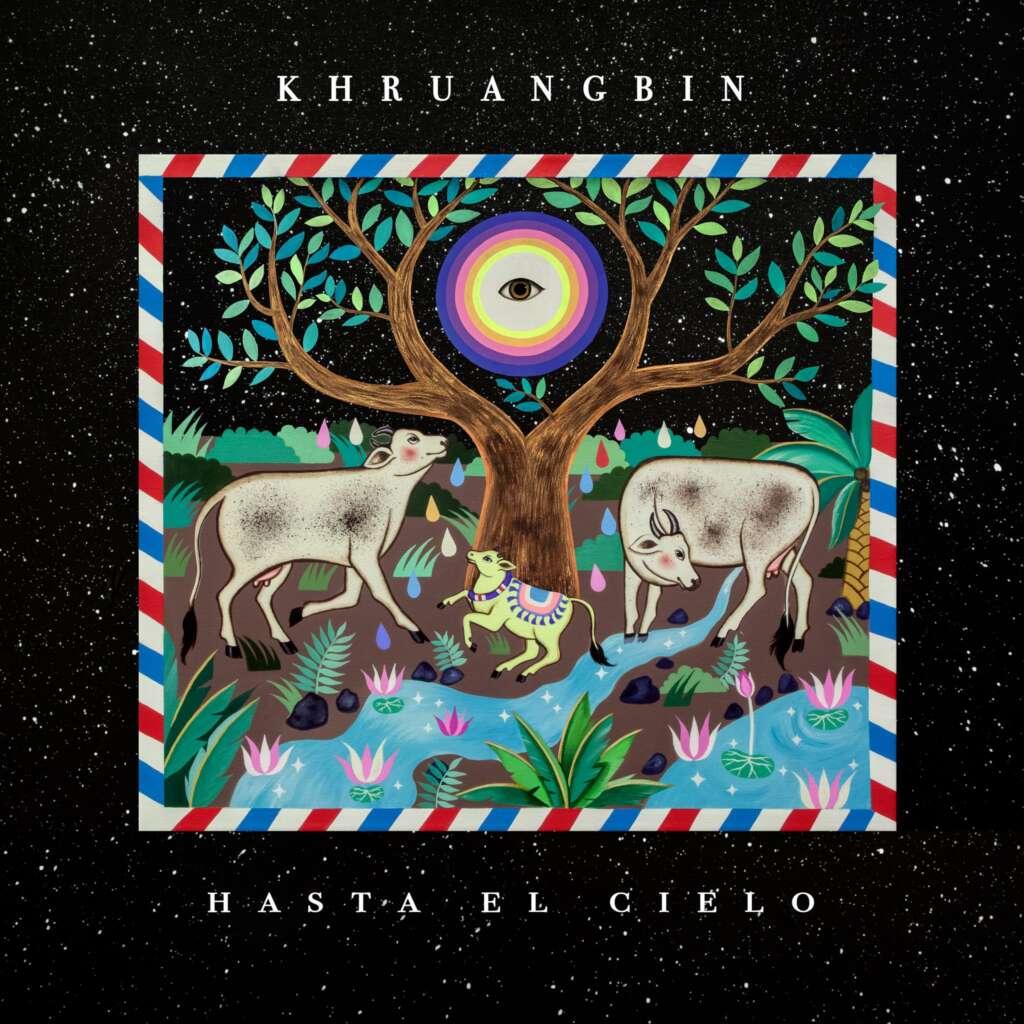 """Khruangbin veröffentlichen ihr neues Album """"Hasta el Cielo""""."""
